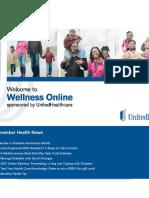 November 2016 Wellness Online