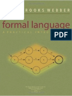 Formal Language - A Practical Introduction 2008 - Adam Brooks Webber
