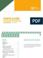 Manual Para El Diseño y Evaluación de La Ventilación de Bodegas de Productos Peligrosos