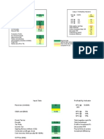 Simple PSC Model
