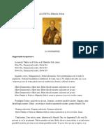 ACATISTUL Sfântului Stelian