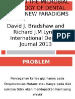 1. Jurnal Utama - Diet and The Microbial Aetology of Dental Caries (Anis Dien H).pptx