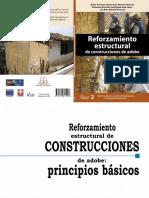Reforzamiento Estructural de Construcciones de Adobe