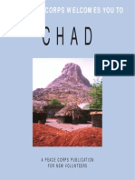 Peace Corps Chad Welcome Book  |  April 2005