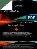 Articulo 57