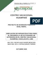Perfil de Proyecto de Inversión-cmspp