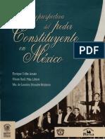 Genesis y prospectiva del poder constituyente en México