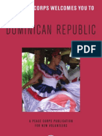 Peace Corps Dominican Republic Welcome Book  |  September 2007