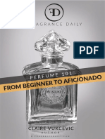 Perfume 101 by Claire Vuk Ce Vic