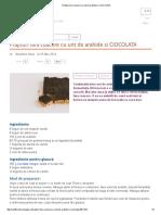 Prajituri fara coacere cu unt de arahide si CIOCOLATA.pdf