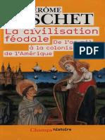 Baschet Jérôme - La civilisation féodale.pdf
