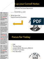Day 5 - 2016 - FDR and the Great Depression - Update