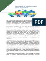 El modelo constructivista con las nuevas tecnologías.docx