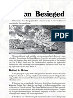 Flames of Freedom -- Boston Besieged -- Preview