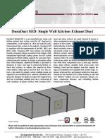 DuraDuct SED Brochure