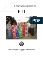 Peace Corps Fiji Welcome Book  |  March 2010
