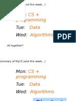 Picobot Programming