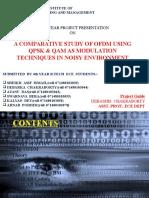 55548176 Ofdm Project Ppt