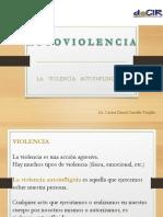 1.1 Autoviolencia