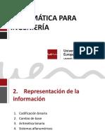 2_Representacion de La Informacion