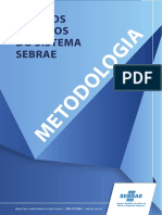 Metodologia de Estudos de Casos Do Sistema Sebrae