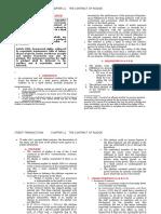 Contract of Pledge