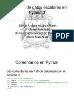 02 - Tipos de Datos Escalares en Python 3