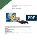 Consola PlayStation 4 (PS4) Slim 500GB + FIFA 17