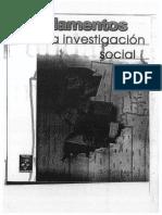 03-Babbie, Earl - Fundamentos de la investigaci+¦n social. Cap+¡tulo 10, Encuestas.
