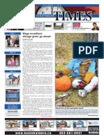 November 4, 2016 Strathmore Times