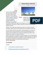 -Sistemas Electricos Industriales