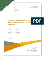 WTP-RPT-175 PNNL Study on Slurry Flow.pdf