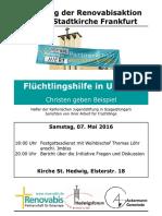 Plakat Eroeffnung 2016