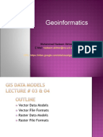 GIS Lec 03 & 04