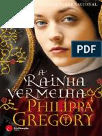 Philippa Gregory - A Rainha Vermelha