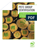 PEFC Group Certification