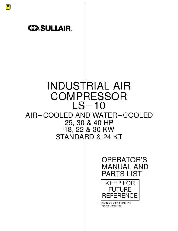 sullair ls10 gas compressor valve rh es scribd com