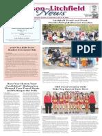Hudson~Litchfield News 11-4-2016