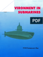 Environment in Submarine