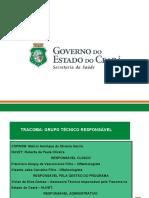 ESP Tracoma Epidemiologia