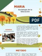 EDUCACIÓN PRIMARIA EXPOSICION