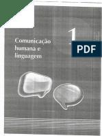 1- Comunicação Humana e Linguagem