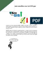 10 Procesos Más Sencillos Con ArcGIS Que Con QGIS