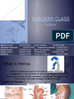 Surgery Hernia