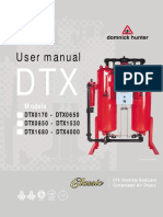 DTX 0170 to DTX 0650 Manual