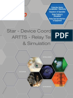 ETAP STAR Device Coordination Software ARTTS