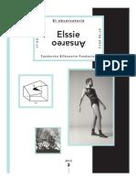 """""""El observatorio"""" de Elssie Ansareo"""