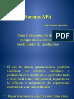 Normas APA
