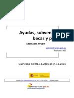 Boletin_Convocatorias_Becas (Quincena Del 01.11.2016 Al 14.11.2016)