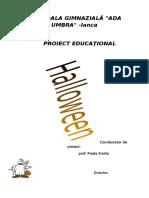 Proiect Educational